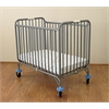 Chromacoat Deluxe Holiday Crib, Chrome