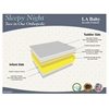 Sleepy Night 2 in 1 Orthopedic Mattress, White