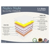 Nighty Night 2 in 1 Orthopedic Mattress, White