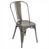 Talix Chair, Gunmetal