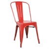 Fine Mod Imports Talix Chair, Red