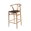 Woodstring Bar Stool Chair, Natural