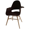 Eero Dining Chair, Brown