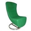 Lay Lounge Chair, Green