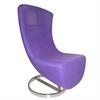 Lay Lounge Chair, Purple