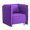 Sofata Chair, Purple