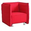 Sofata Chair, Red