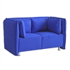 Sofata Loveseat, Blue