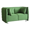 Sofata Loveseat, Green