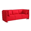 Sofata Sofa, Red