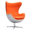 Hardwe Chair, Orange