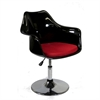 Lilly Arm Chair, Black
