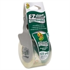 "Duck E-Z Start Premium Packaging Tape w/Dispenser, 1.88"" x 55.5yds"