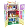 Teamson Kids - Fancy Castle Doll House (w/ 5pcs furniture)