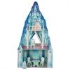 Teamson Kids - Dual Theme Dollhouse - Princess / Ice Castle
