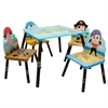 Fantasy Fields - Pirates Island Table & Set of 4 Chairs