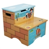 Fantasy Fields - Pirates Island Step Stool