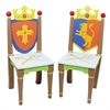 Fantasy Fields- Knights & Dragon Set of 2 Chairs