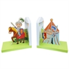 Fantasy Fields- Knights & Dragon Set of Bookends