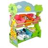 Fantasy Fields - Sunny Safari Toy Organizer with Storage Bins