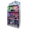 Teamson Kids - Monster Mansion Doll House