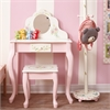Fantasy Fields - Bouquet Classic Vanity Table & Stool Set