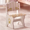 Fantasy Fields - Crackled Rose Mini Chair