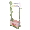 Fantasy Fields - Magic Garden Dress Up Valet Rack w/ 4 Hangers