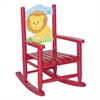 Teamson Kids- Safari Rocking Chair -Lion