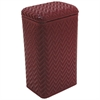 Elegante Collection Apartment Hamper, Raspberry