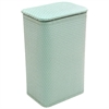Redmon Chelsea Collection Apartment Hamper, Herbal Green