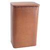 Chelsea Collection Apartment Hamper, Nutmeg