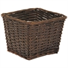 "Willow Basket 10"" x 10"" x 8""H"