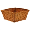 Large Willow Basket - Honey