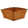 Large Willow Basket - Honey