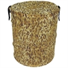 Redmon Cheetah Pattern Bongo Bag Pop Up Hamper