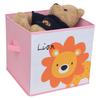 KIDS SAFARI Lion Box, Pink