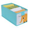 KIDS SAFARI Elephant Box, Blue