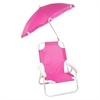 Redmon Beach Baby® Umbrella Chair, Hot Pink