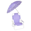 Redmon Beach Baby® Umbrella Chair, Purple