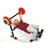 Redmon Fun and Fitness for kids - Weight Bench, Multi