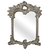 "Legion furniture Resin 19.7""X28.3"" Mirror Overall 41""X28.7"", Antique Gold"
