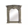 "Legion furniture Mirror - Overall Size=W37.5"" D3.5"" H49.5"", Color Refer To The Catalog And Web."