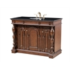 "Legion furniture 48"" Sink Vanity, Medium Brown"