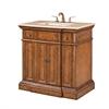 "Legion furniture 36"" Sink Vanity, Walnut Brown"