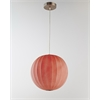 Pendant Lamp, Red