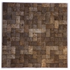 Legion furniture Coconut Tile, Walnut