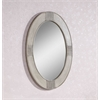"Legion furniture 39"" Mirror, Antique Grey"