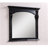 "Legion furniture 48"" Mirror, Antique Espresso"