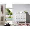 """36"""" Solid Wood Sink Vanity With Artificial Stone-No Faucet, White"""
